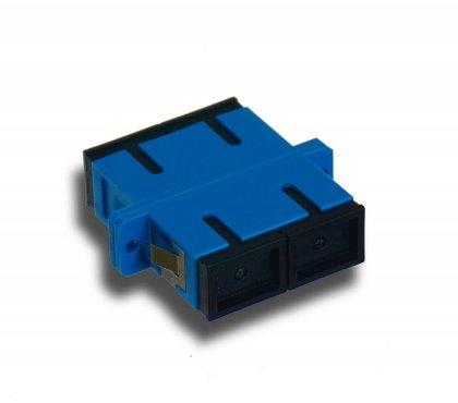 Adapter światłowodowy SC/PC, SM, Duplex