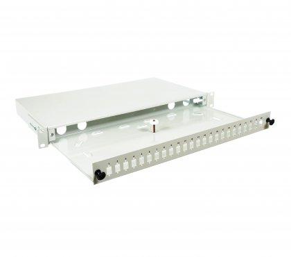 """Przełącznica Panelowa 1U 19"""" Light 24SCSX"""