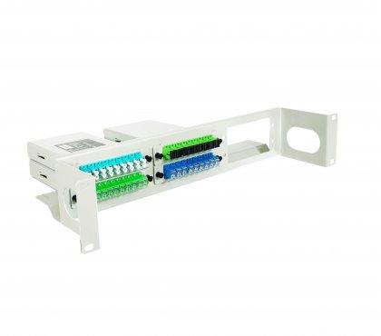 Splitter 1x6 PLC LGX SC/APC