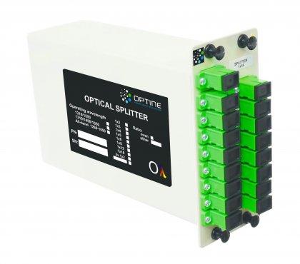 Splitter 1x12 PLC LGX SC/APC