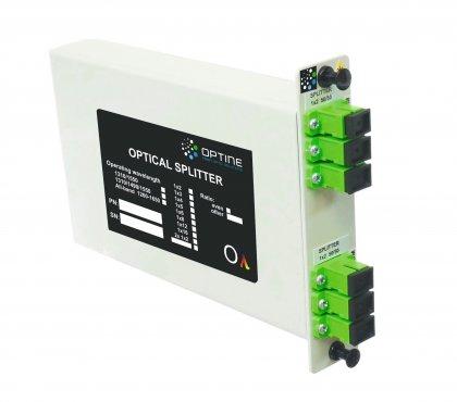Splitter PLC 2x 50/50 lub 3x 50/50 LGX SC/APC