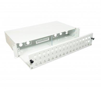 "Przełącznica FiberPanel-V 2U 19"" 48SCSX"