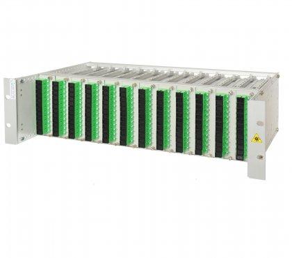Przełącznica Modułowa FiberM -  dowolna konfiguracja