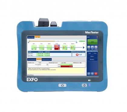 Reflektometr OTDR EXFO Max Tester 730C  1310/1550