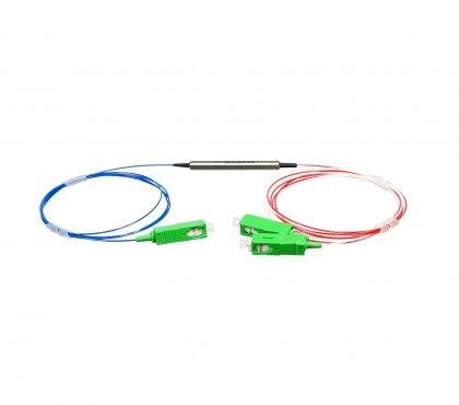 Filtr CWDM 1CH 1470, 1490...1610nm pipe SC/APC