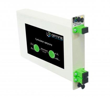Cyrkulator optyczny 1550nm LGX SC/APC