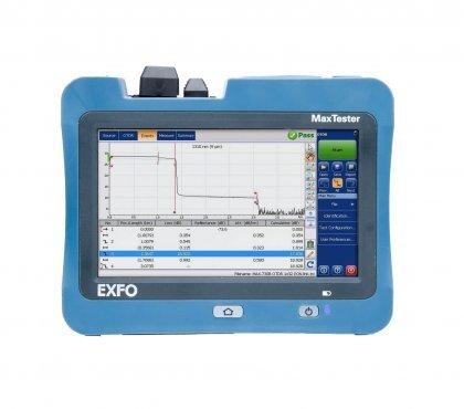 Reflektometr OTDR EXFO Max Tester 715B 1310/1550 + 1625nm
