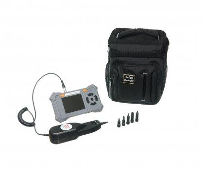 Mikroskop: sonda inspekcyjna + monitor LCD