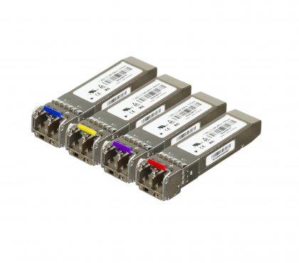 Moduł SFP CWDM 1.25 GB/S TX1270-1610 LC SM